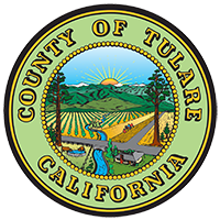 The Tulare County Seal image